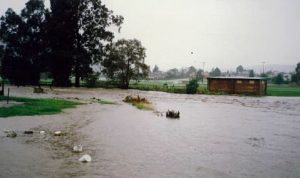 Glanmire Oval Flood