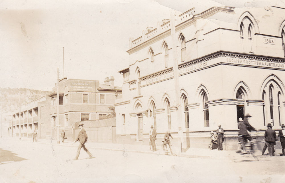 Take a walk through Lithgow's social history via the Lithgow Library Catalogue