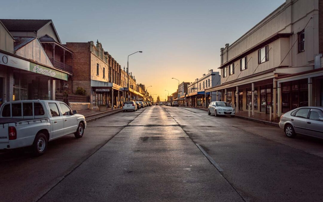 Lithgow City Council to deliver community and economic development initiatives through funding for Main Street enhancements