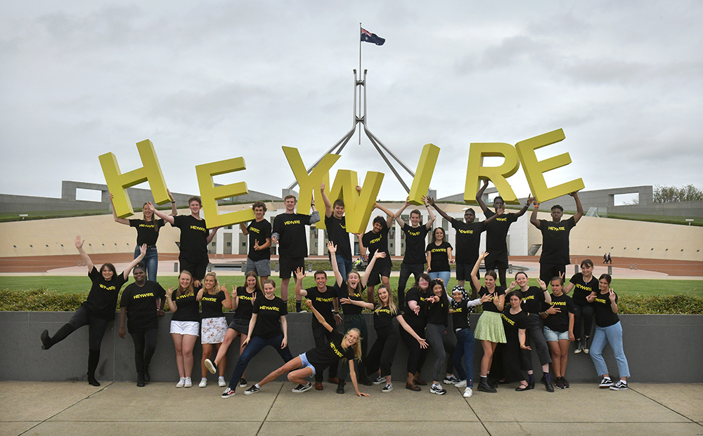 Lithgow Youth Council has a story to tell