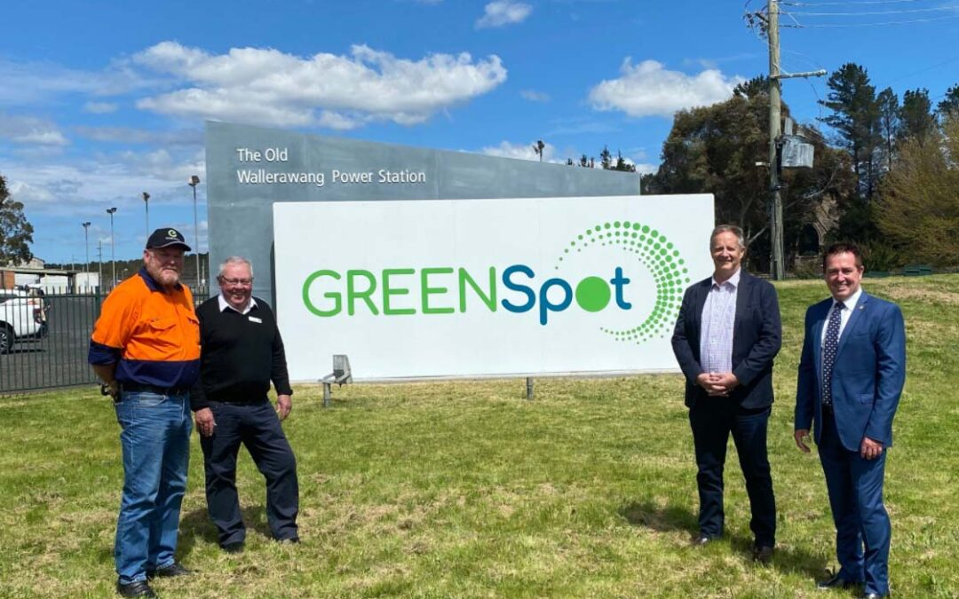 Greenspot Wallerawang Industrial Park Offers Economic Development Growth Opportunities for Lithgow