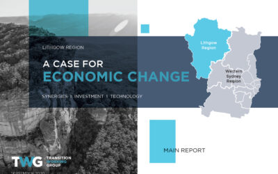 Case for Economic Change Report