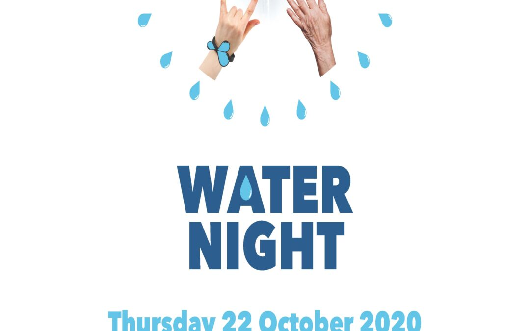 Water Night – A National Challenge to Become Water Mindful