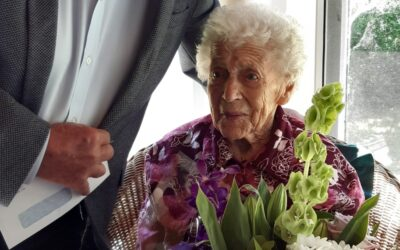 103 Years is something to Celebrate!