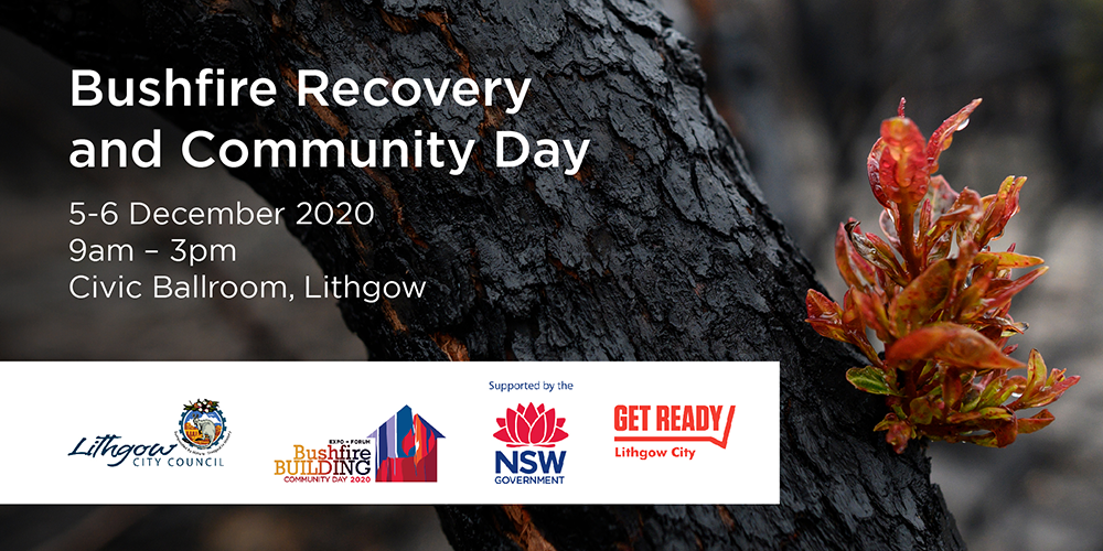 Bushfire recovery event to strengthen and support community