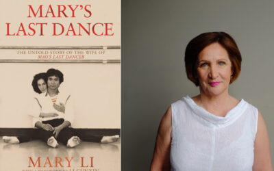Author Talk by Mary Li