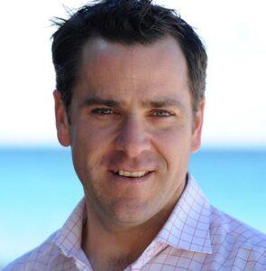 Australia Day Ambassador Peter McLean