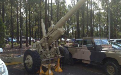 Possible Acquisition of World War Two Artillery Gun