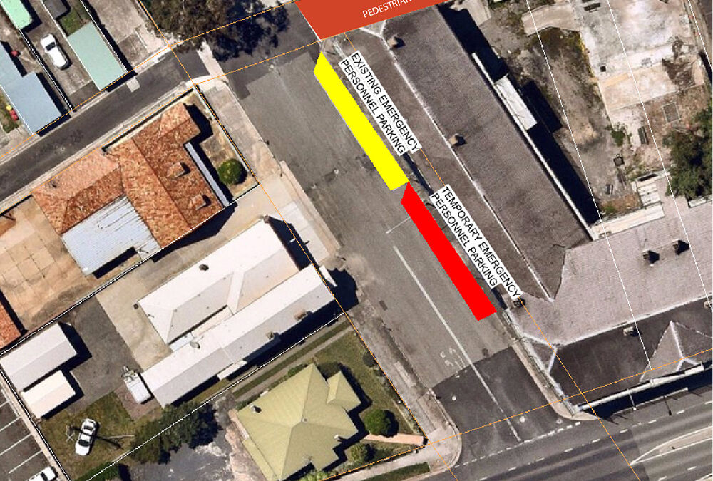 Temporary Changes to Parking Zones – Cook Street, Lithgow