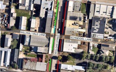 Proposed Timed Parking – Wolgan Street, Portland