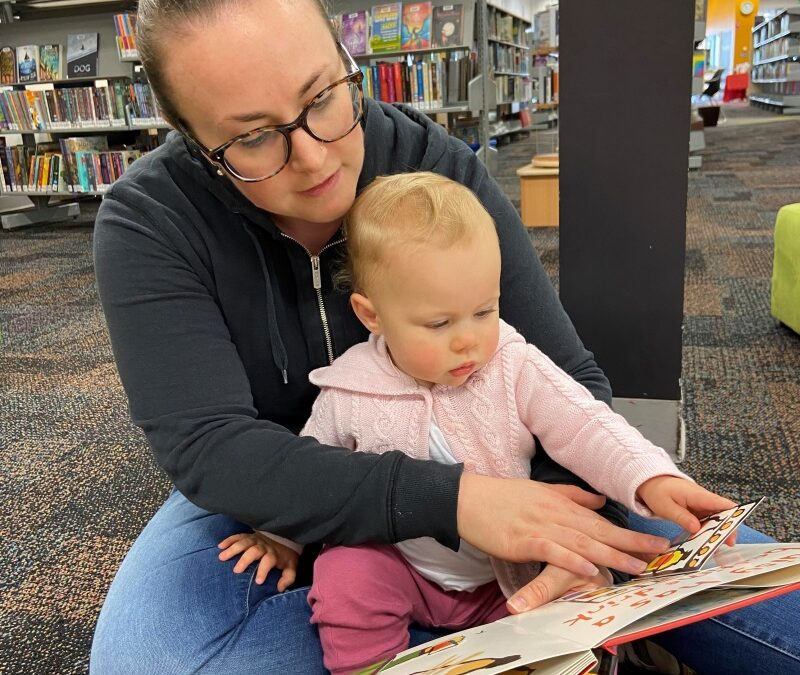 Library Storytime – Helping Children Discover a Love of Books and Reading