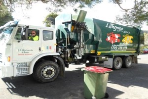 June Long Weekend Waste Collection
