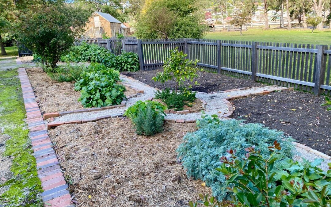 Get involved in a heritage garden project at Eskbank House Museum