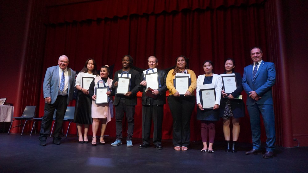 Lithgow's Newest Australians Welcomed