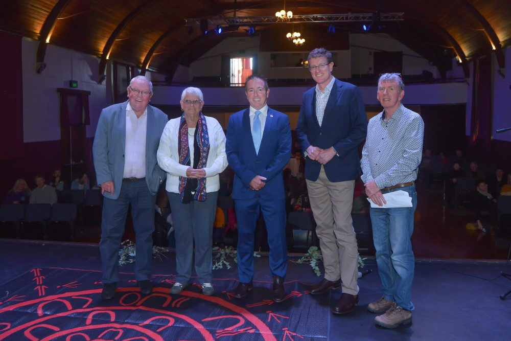 Renewed Union Theatre reopens to support cultural activity in the region