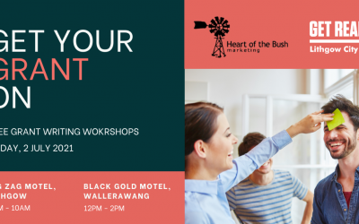 Lithgow City Council Free Grant Writing Workshop