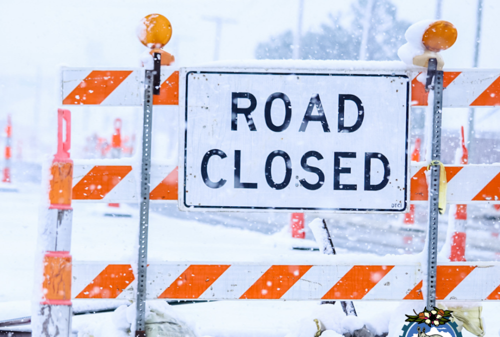 Updated – Road Closures in Lithgow LGA