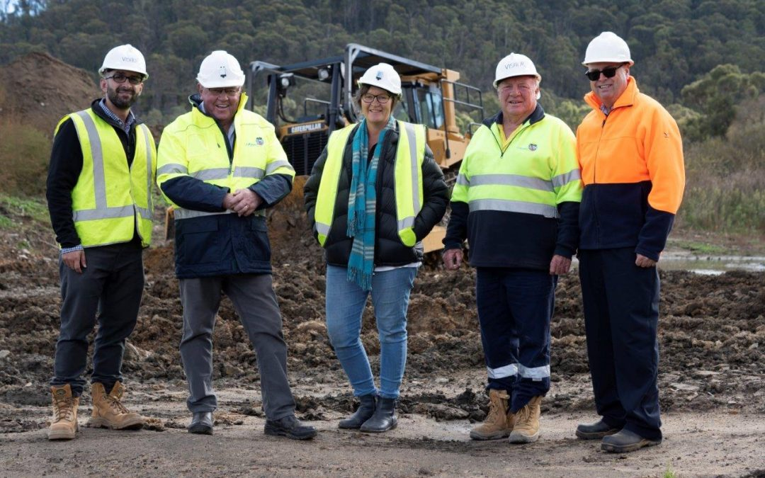 Construction Commenced on Lithgow Resource Recovery Centre
