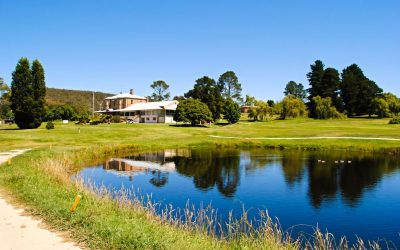Proposed Lease To Lithgow Golf Club Limited