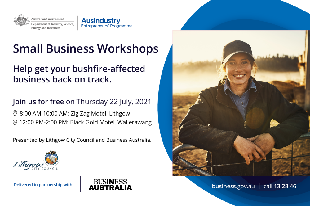 Lithgow Business Resilience Program