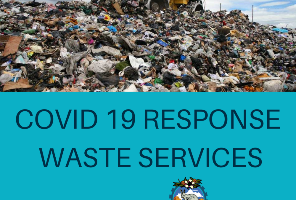 COVID-19 Response – Waste Services
