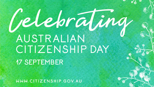 New Aussies to be welcomed on Australian Citizenship Day